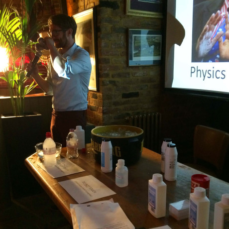 Cocktails and Physics